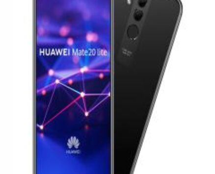 Huawei Mate 20 Lite Doble Chip Negro